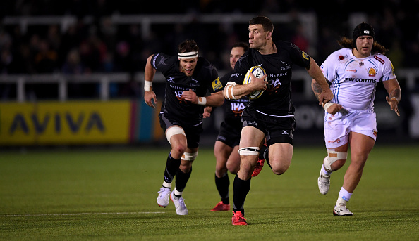 Mark Wilson「Newcastle Falcons v Exeter Chiefs - Aviva Premiership」:写真・画像(4)[壁紙.com]