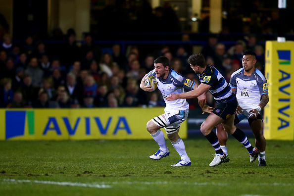 Mark Wilson「Bath Rugby v Newcastle Falcons - Aviva Premiership」:写真・画像(9)[壁紙.com]