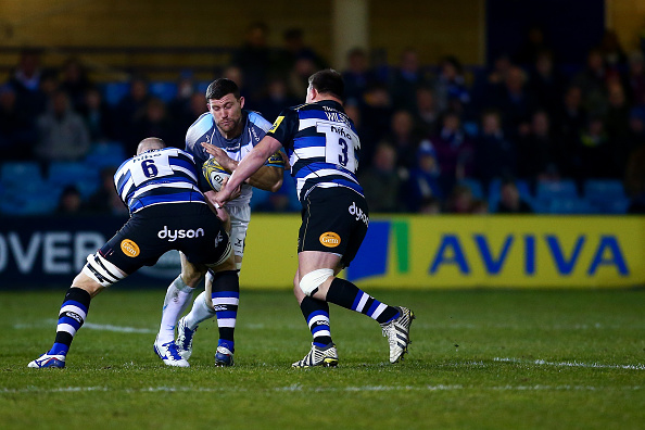 Mark Wilson「Bath Rugby v Newcastle Falcons - Aviva Premiership」:写真・画像(8)[壁紙.com]