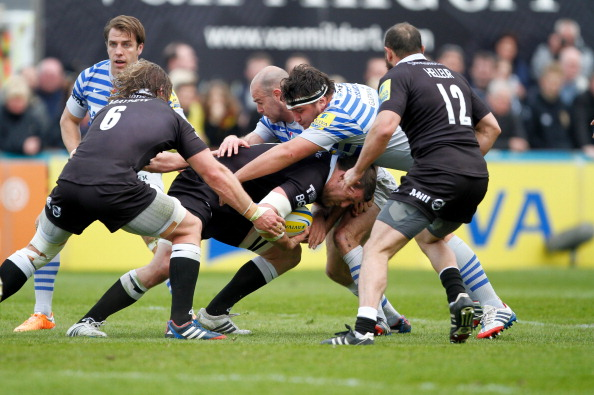 Mark Wilson「Newcastle Falcons v Saracens - Aviva Premiership」:写真・画像(16)[壁紙.com]