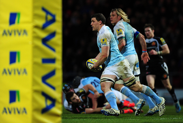 Mark Wilson「Exeter Chiefs v Newcastle Falcons - Aviva Premiership」:写真・画像(14)[壁紙.com]