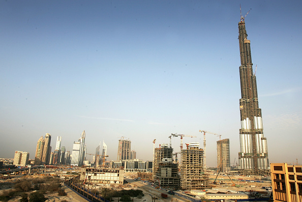 Construction Industry「The Growing Economy of Dubai」:写真・画像(5)[壁紙.com]