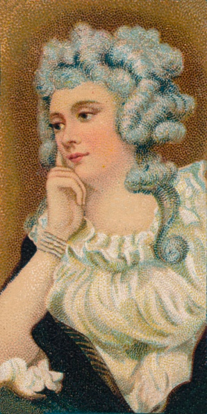 Blouse「Mrs Jane Braddyll, 1788. (1912).」:写真・画像(17)[壁紙.com]