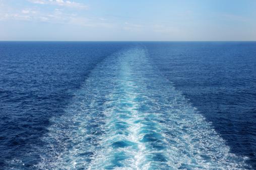 Cruise - Vacation「Ship's Wake」:スマホ壁紙(9)