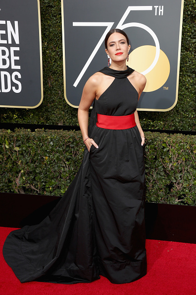 Golden Globe Award「75th Annual Golden Globe Awards - Arrivals」:写真・画像(9)[壁紙.com]