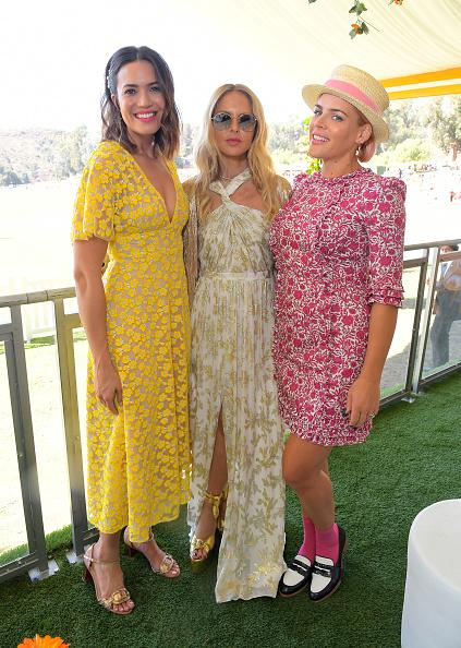 Yellow Dress「10th Annual Veuve Clicquot Polo Classic Los Angeles」:写真・画像(1)[壁紙.com]