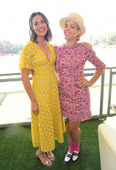 Yellow Dress「10th Annual Veuve Clicquot Polo Classic Los Angeles」:写真・画像(6)[壁紙.com]