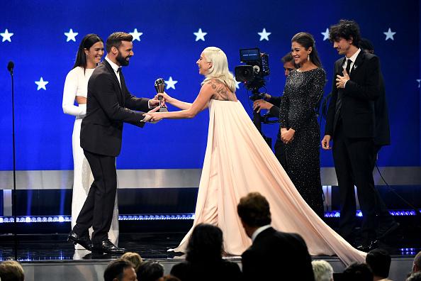 Shallow「The 24th Annual Critics' Choice Awards - Show」:写真・画像(12)[壁紙.com]