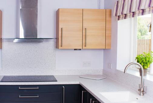 Kitchen Counter「Modern kitchen」:スマホ壁紙(6)