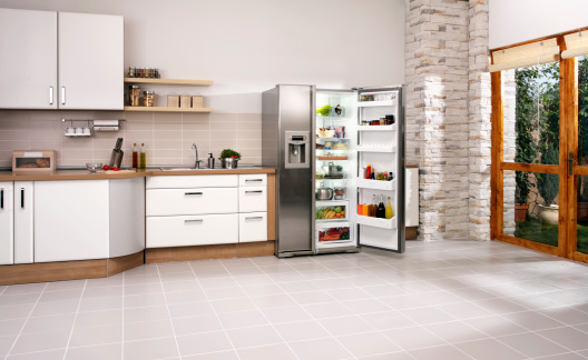 Refrigerator「Modern Kitchen」:スマホ壁紙(8)