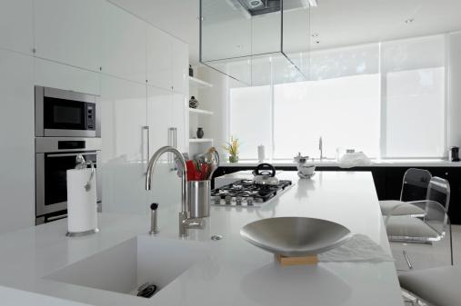 Preparing Food「modern kitchen」:スマホ壁紙(9)