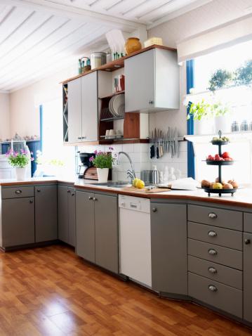 朗らか「Modern kitchen design」:スマホ壁紙(19)