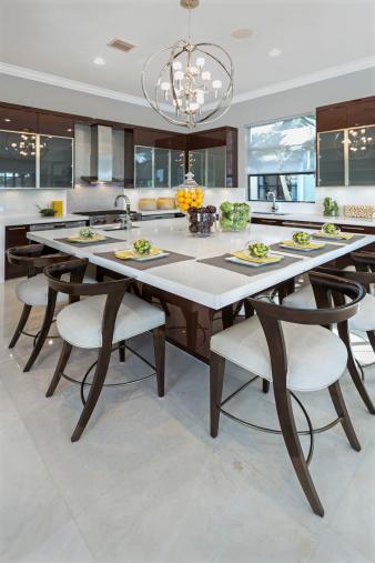 Feng Shui「Modern kitchen house interior」:スマホ壁紙(6)