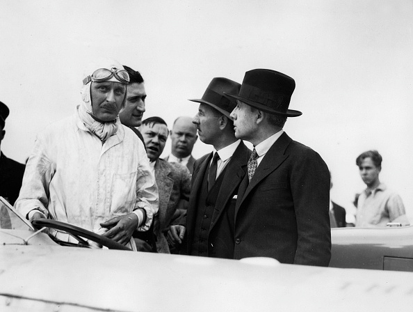Effort「Kaye Don And Louis Coatalen At Daytona Beach 1930 For Silver Bullet Land Speed Record Attempt. Creator: Unknown.」:写真・画像(4)[壁紙.com]