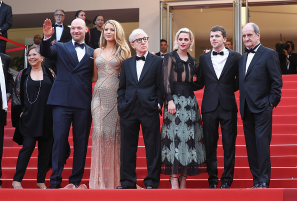 """69th International Cannes Film Festival「""""Cafe Society"""" & Opening Gala - Red Carpet Arrivals - The 69th Annual Cannes Film Festival」:写真・画像(3)[壁紙.com]"""