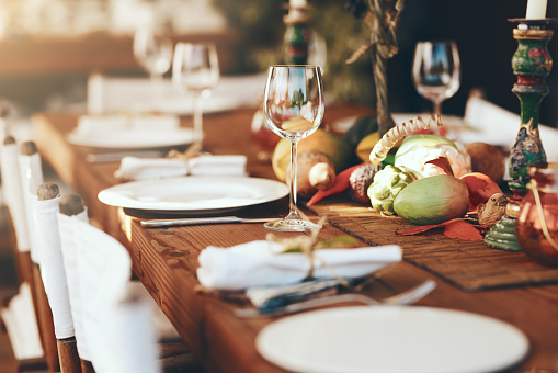 Party - Social Event「The table is set!」:スマホ壁紙(4)