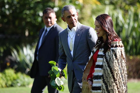 Hannah Peters「Barack Obama Visits New Zealand」:写真・画像(13)[壁紙.com]