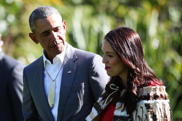 Hannah Peters「Barack Obama Visits New Zealand」:写真・画像(15)[壁紙.com]