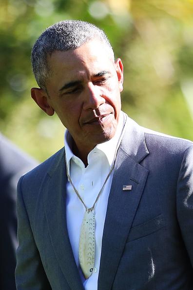 Hannah Peters「Barack Obama Visits New Zealand」:写真・画像(14)[壁紙.com]