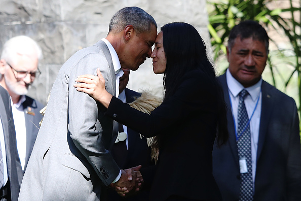 Hannah Peters「Barack Obama Visits New Zealand」:写真・画像(0)[壁紙.com]