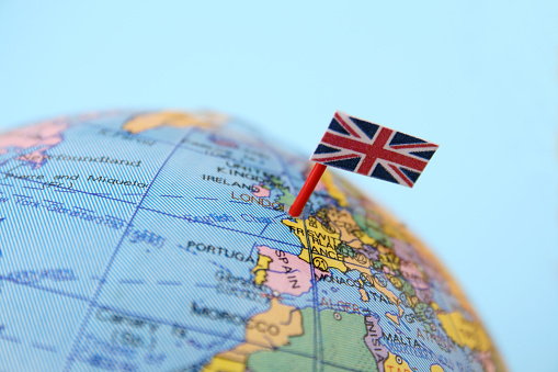 Geographical Border「United Kingdom」:スマホ壁紙(4)
