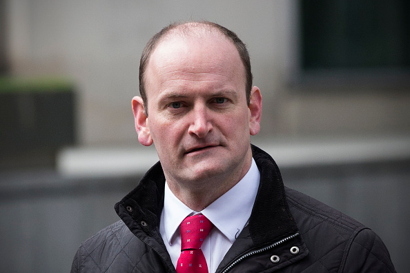 Douglas Carswell「UKIP Leaders Give Immigration Election Speech」:写真・画像(1)[壁紙.com]