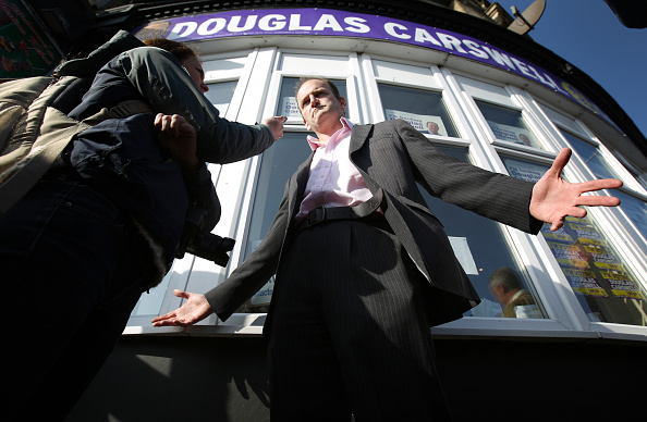Douglas Carswell「Clacton-On-Sea Parliamentary By-Election」:写真・画像(13)[壁紙.com]