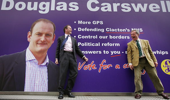 Douglas Carswell「Clacton-On-Sea Parliamentary By-Election」:写真・画像(14)[壁紙.com]