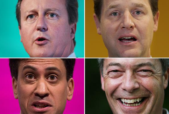 UK「In Focus: Political Faces」:写真・画像(9)[壁紙.com]