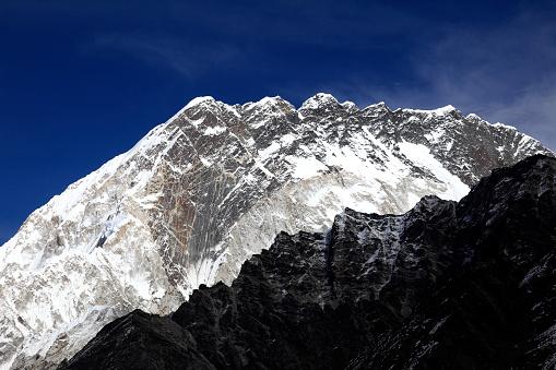 Khumbu「Summit of Nuptse mountain (7864 M),」:スマホ壁紙(0)