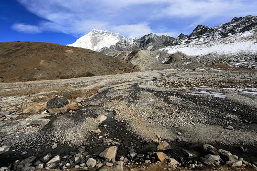 Khumbu「Summit of Nuptse mountain (7864 M)」:スマホ壁紙(6)