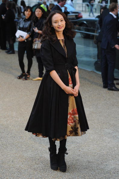 Lee Na「Burberry Show Red Carpet: Spring/Summer 2010 - London Fashion Week」:写真・画像(11)[壁紙.com]