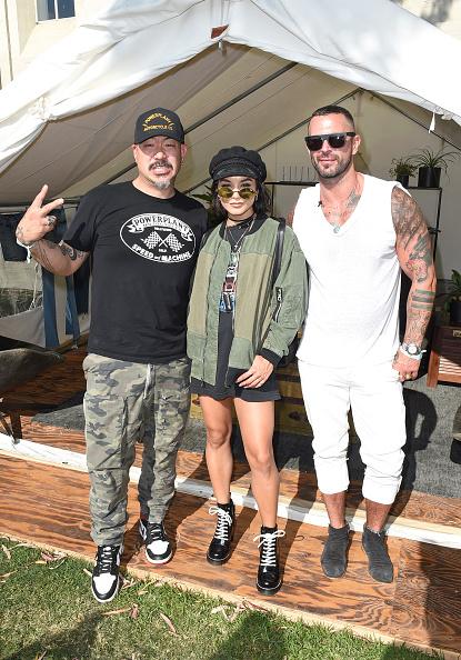 ヴァネッサ・ハジェンズ「Hudson Jeans FYF Fest Style Lounge」:写真・画像(12)[壁紙.com]