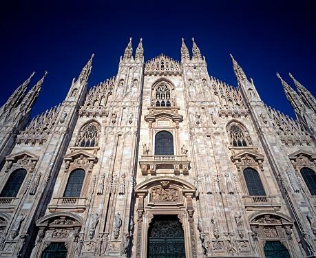 Duomo Di Milano「Milan Cathedral (Duomo)」:スマホ壁紙(11)