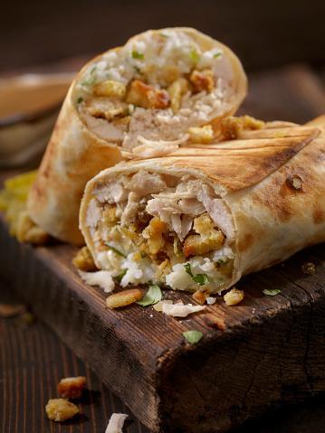 Taco「Leftover Turkey Dinner Burrito」:スマホ壁紙(12)