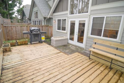 Barbecue Grill「House Yard Deck」:スマホ壁紙(17)