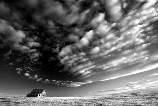 Depression - Land Feature「Little House on the Prairie」:スマホ壁紙(8)