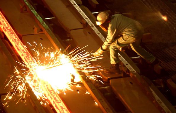 Economy「Last California Steel Mill Perseveres」:写真・画像(3)[壁紙.com]