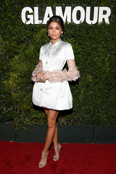Zendaya Coleman「Glamour Women Of The Year 2016 - Red Carpet」:写真・画像(7)[壁紙.com]