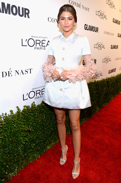 カメラ目線「Glamour Women Of The Year 2016 - Red Carpet」:写真・画像(17)[壁紙.com]