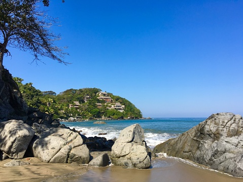 Sayulita「Playa los Muertos and Beach Houses」:スマホ壁紙(10)
