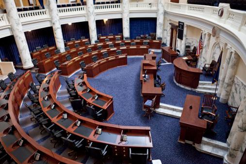 Politics「House of Representatives Chamber Idaho State Capitol」:スマホ壁紙(13)