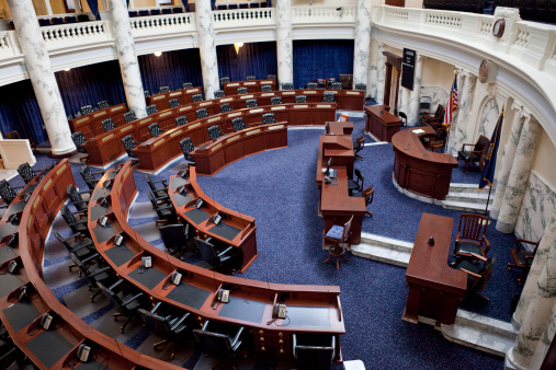 Government「House of Representatives Chamber Idaho State Capitol」:スマホ壁紙(4)