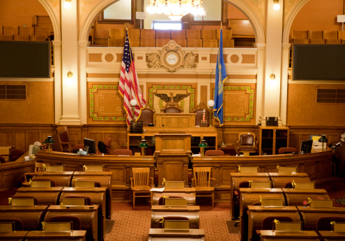 State Capitol Building「House of Representatives Chamber South Dakota State Capitol」:スマホ壁紙(7)