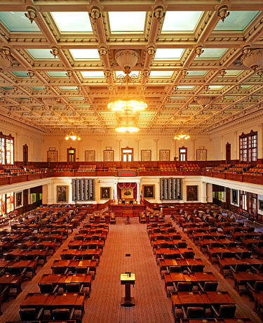 Regency Style「House of Representativesi, Texas State Capitol」:スマホ壁紙(15)