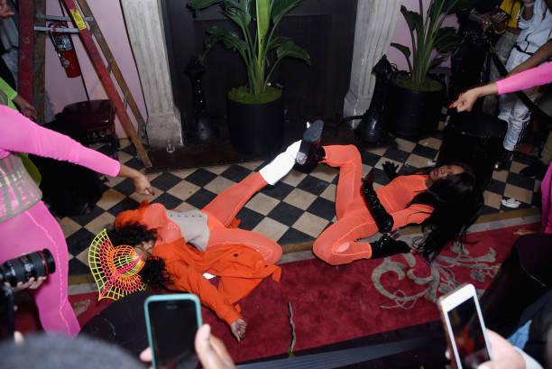 NYLON's Annual Rebel Fashion Party At Gramercy Park Hotel Rose Bar:ニュース(壁紙.com)