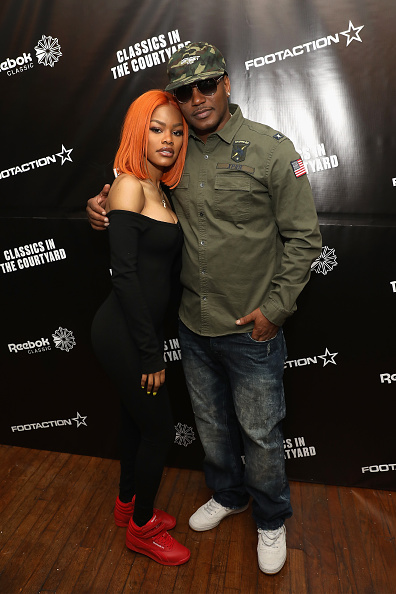 Josh Taylor「Reebok Classic And Footaction Host Star-Studded Concert With Cam'ron, Teyana Taylor And Curren$y」:写真・画像(8)[壁紙.com]
