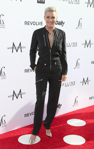 Black Jumpsuit「Daily Front Row's 3rd Annual Fashion Los Angeles Awards - Arrivals」:写真・画像(0)[壁紙.com]