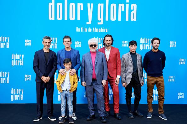 El Juli「'Dolor Y Gloria' Madrid Photocall」:写真・画像(8)[壁紙.com]