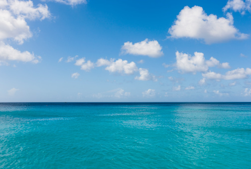 海「Sandy Lane beach, view over the sea」:スマホ壁紙(10)